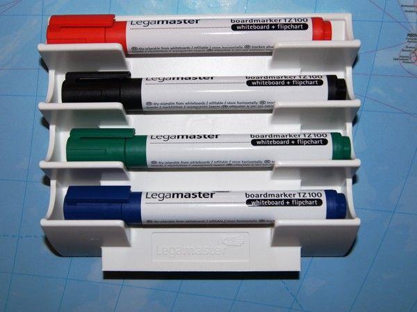 Stiftenhouder magnetisch